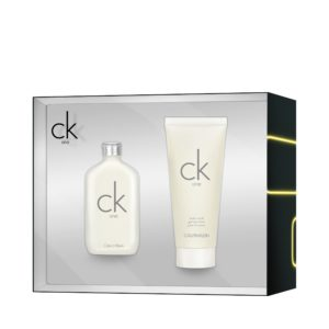 Calvin Klein One 50ml edt + 100ml body wash