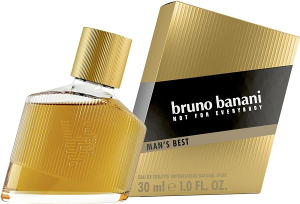 Bruno Banani Man's Best edt