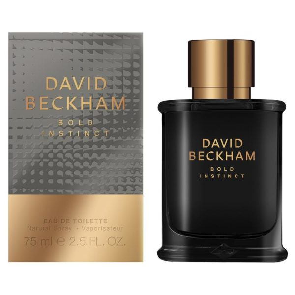 David Beckham Bold Instinct EDT