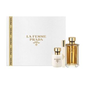 La Femme 50ml edp + 100ml satin body lotion