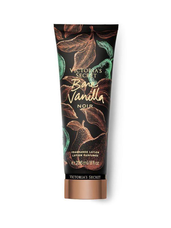 Bare Vanilla Noir - fragrance lotion
