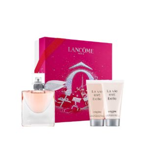 La Vie Est Belle 50ml edp + 50ml body lotion + 50ml shower gel
