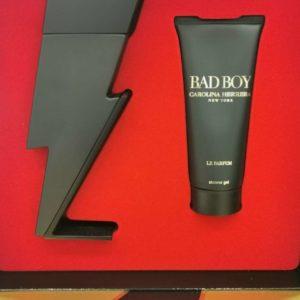 Carolina Herrera Bad Boy Le Parfum 100ml+ 100ml shower gel