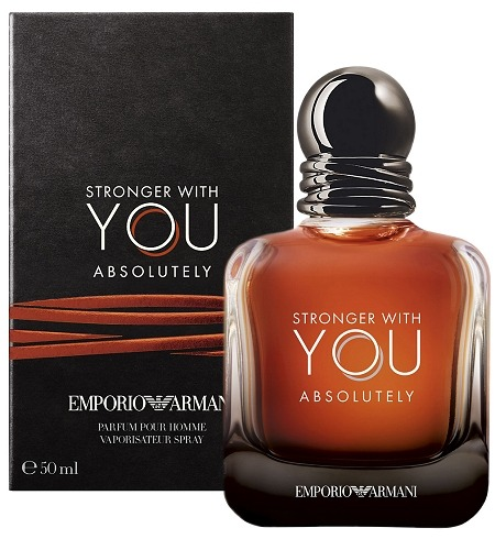 Giorgio Armani Stronger With You Absolutely