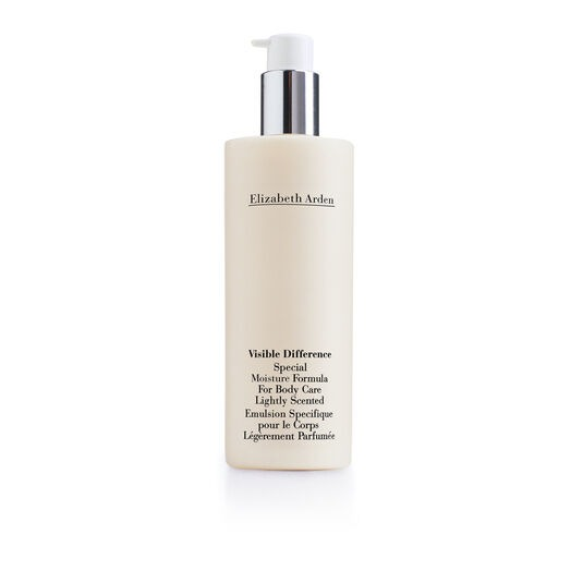 Elizabeth Arden Visibile Difference Special Moisture Formula For Body Care