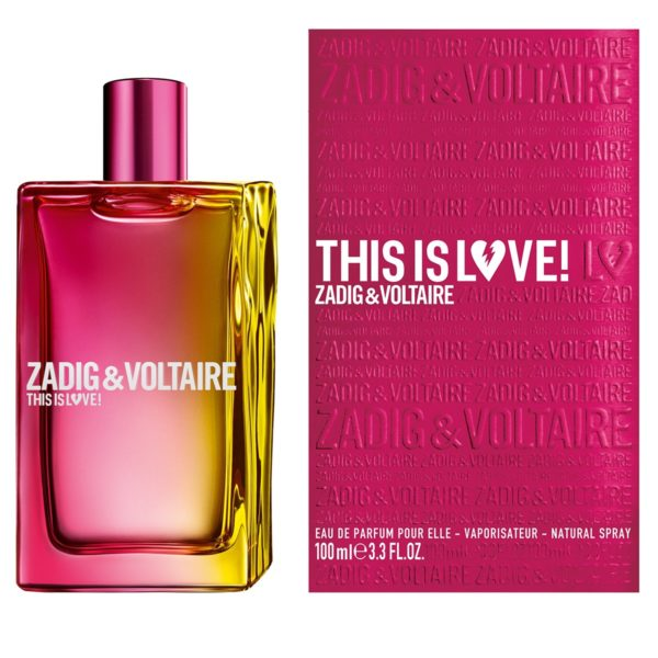 Zadig & Voltaire This Is Love! edp