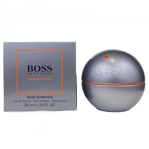 Boss in motion edt 90ml