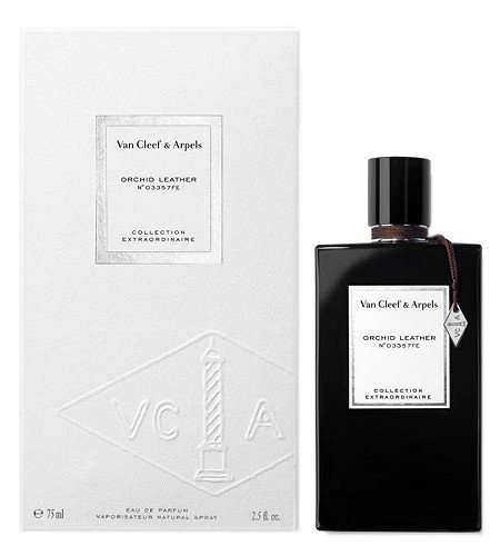 Van Cleef & Arpels Collection Extraordinaire Orchid Leather