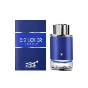 Mont Blanc Explorer Ultra Blue edp