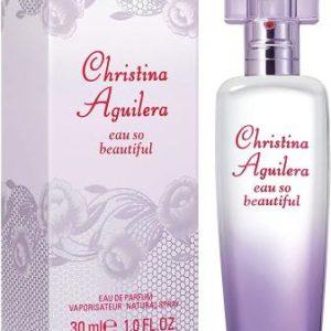 CHRISTINA AGUILERA Eau So Beautiful edp