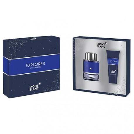 EXPLORER ULTRA BLUE MAN 60ML+Shower Gel
