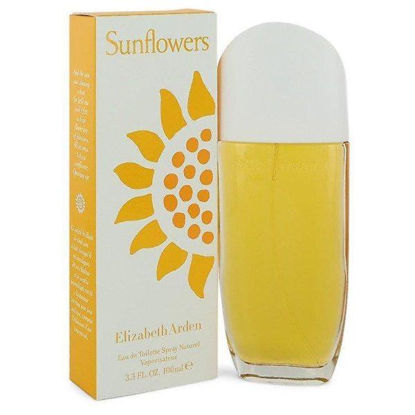 Sunflowers By Elizabeth Arden EDT