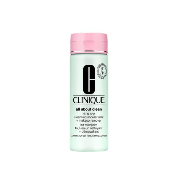All About Clean All-in-One Cleansing Micellar Milk + Makeup Remover - 200 ml